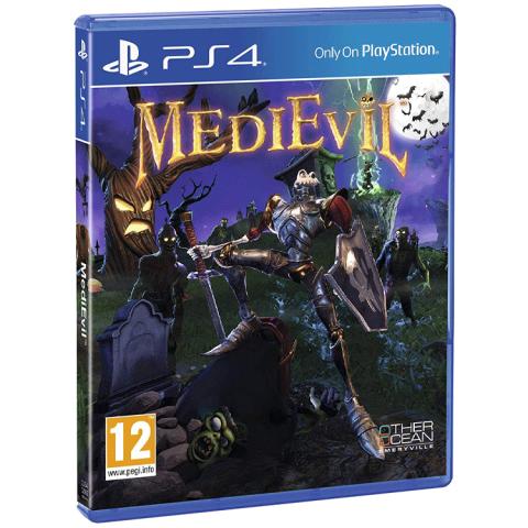 MediEvil- PS4
