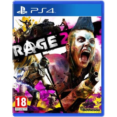 Rage 2- PS4 کارکرده