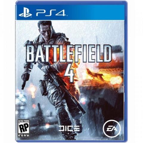 Battlefield 4- PS4 کارکرده