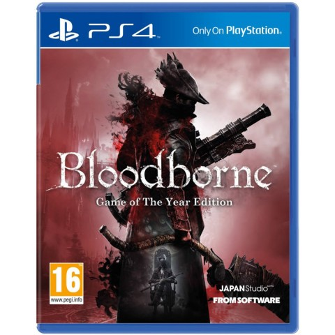 Bloodborne Game Of The Year Edition- PS4 کارکرده