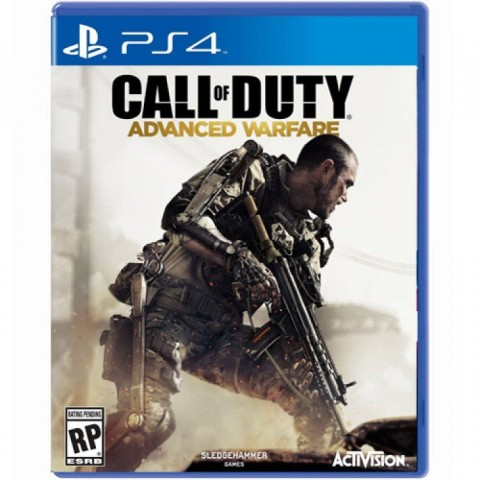 Call Of Duty Advanced Warfare- PS4 کارکرده