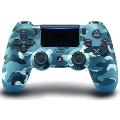 Dualshock 4 Slim Controller - Blue Camo