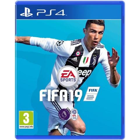 Fifa 19 - PS4 کارکرده