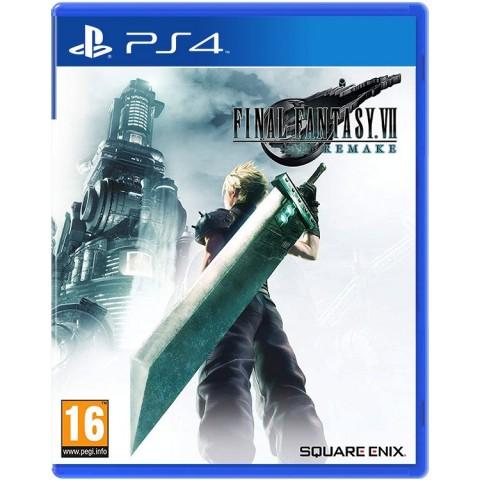 Final Fantasy VII Remake - PS4 کارکرده