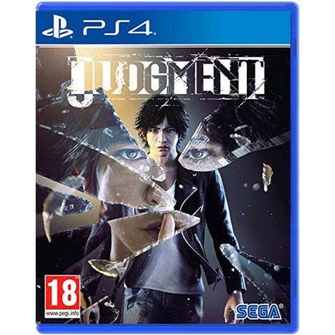 Judgment - PS4 کارکرده