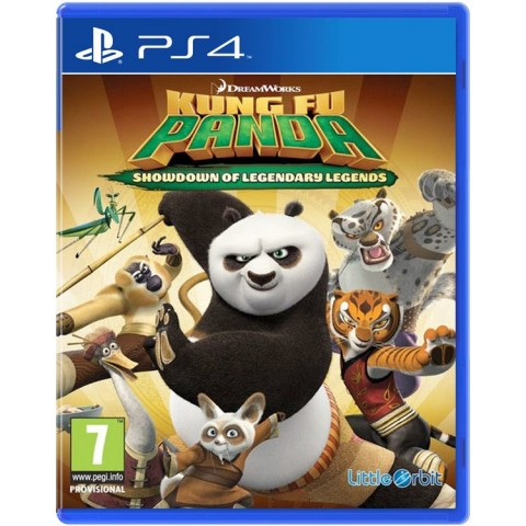 Kung Fu Panda: Showdown Of Legendary  - PS4