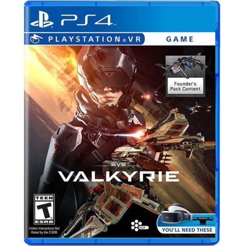 EVE: Valkyrie - PS4 کارکرده