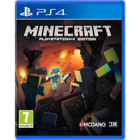 Minecraft: PlayStation 4 Edition - PS4 کارکرده