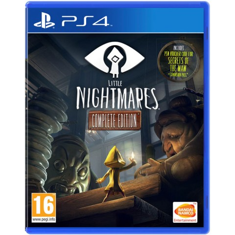Little Nightmares - PS4 کارکرده