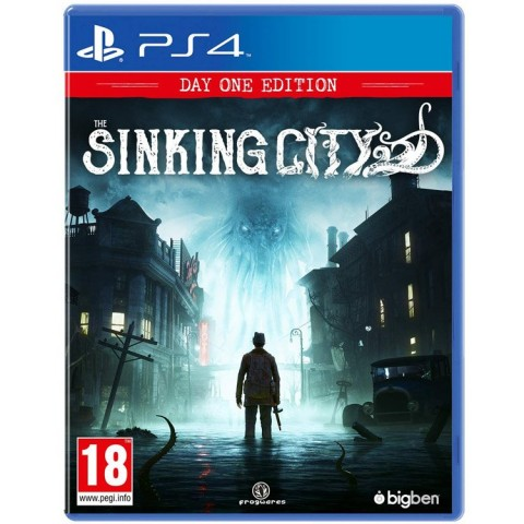 The Sinking City - PS4 کاکرده