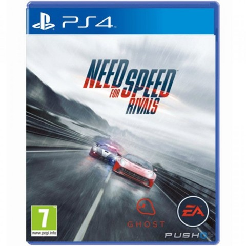 Need For Speed Rivals - PS4 کارکرده