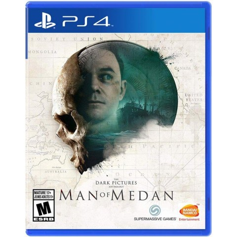 Man of Medan - PS4 کارکرده