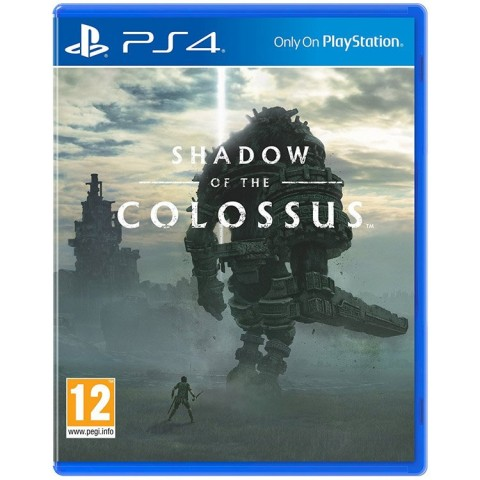 Shadow Of The Colossus - PS4 کارکرده