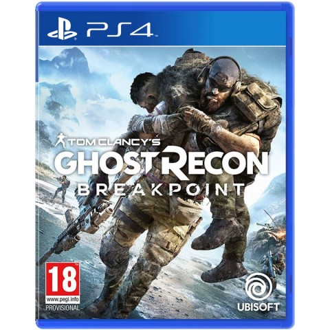 Tom Clancy's Ghost Recon Breakpoint - PS4 کارکرده