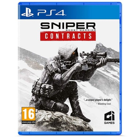 Sniper Ghost Warrior: Contracts - PS4 کارکرده
