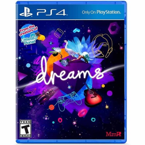 Dreams - PS4 کارکرده