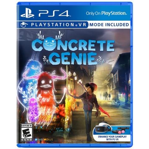 Concrete Genie - PS4 کارکرده