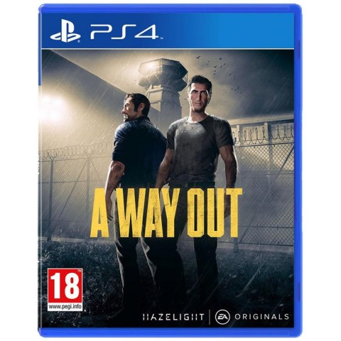 A Way Out - PS4 کارکرده