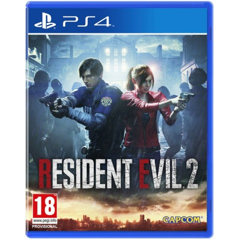 Resident Evil 2 Remake - PS4