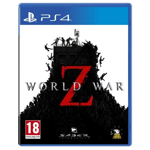World War Z - PS4 کارکرده