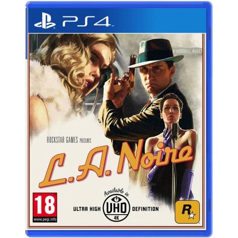 L.A.Noire - PS4