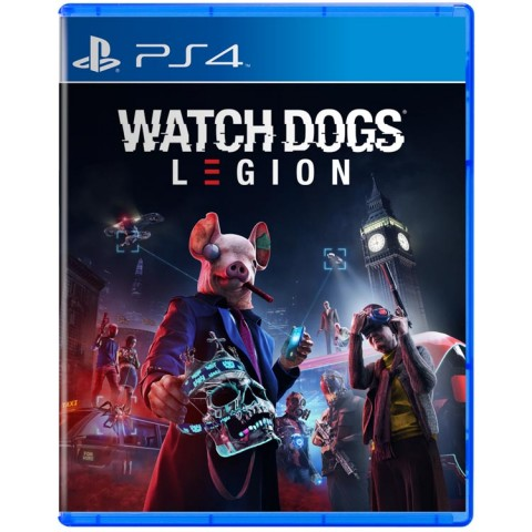 Watch Dogs: Legion - PS4 کارکرده