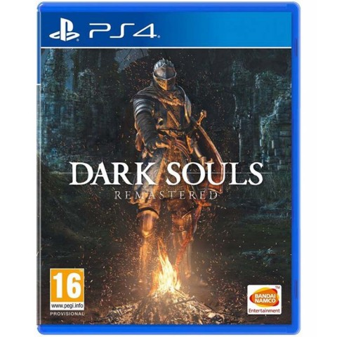 Dark Souls Remastered - PS4 کارکرده