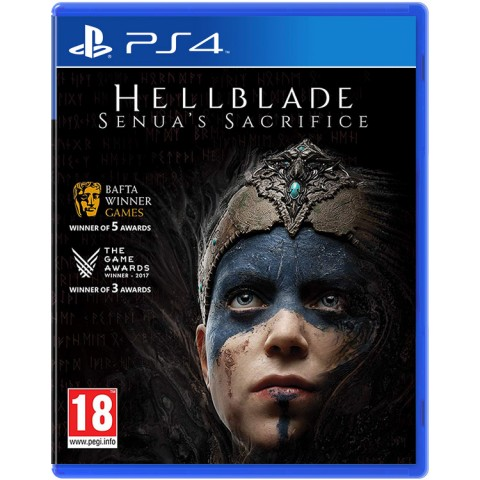 Hellblade: Senua's Sacrifice - PS4 کارکرده