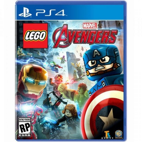 Lego Marvel Avengers - PS4 کارکرده