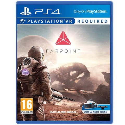Farpoint - PS4 کارکرده