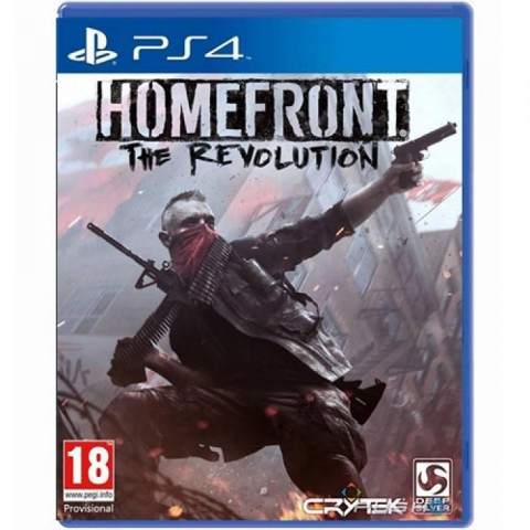 Homefront : The Revolution - PS4 کارکرده