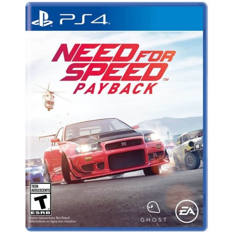 Need for Speed Payback - PS4 کارکرده