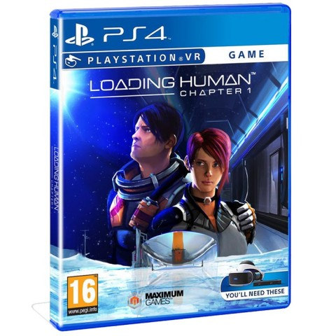 Loading Human - PlayStation VR - PS4