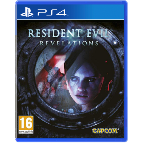 Resident Evil Revelations - PS4 کارکرده