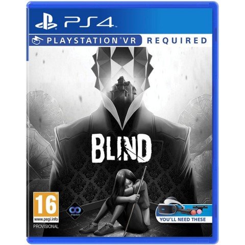 Blind - PS4 کارکرده