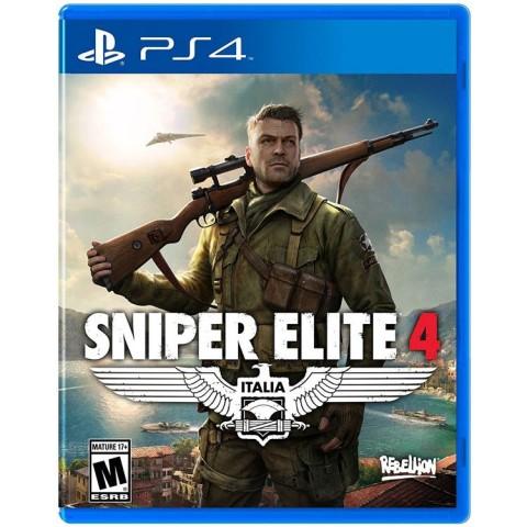 Sniper Elite 4 - PS4 کارکرده