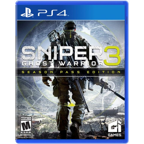 Sniper: Ghost Warrior 3 Season Pass Edition - PS4 کارکرده