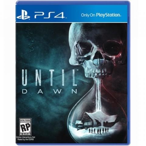 Until Dawn - PS4 کارکرده