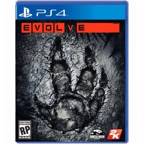 Evolve - PS4 کارکرده
