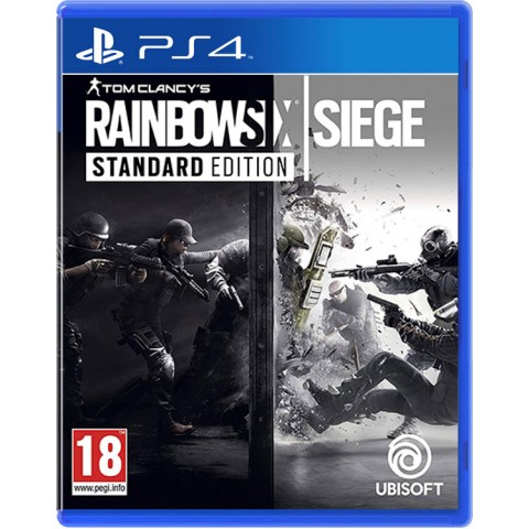 Tom Clancy's Rainbow Six Siege - PS4 کارکرده