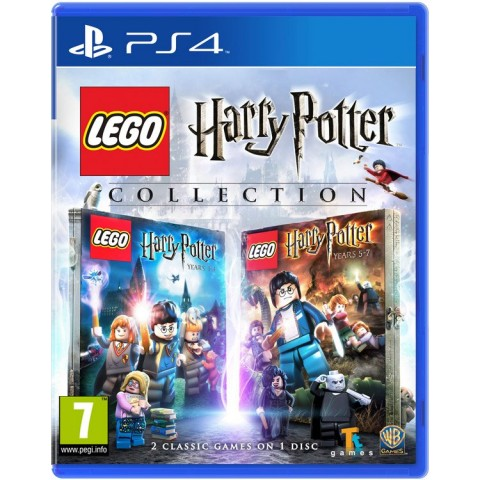 Lego Harry Potter Collection - PS4 کارکرده