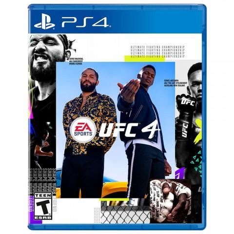 UFC 4 - PS4 کارکرده