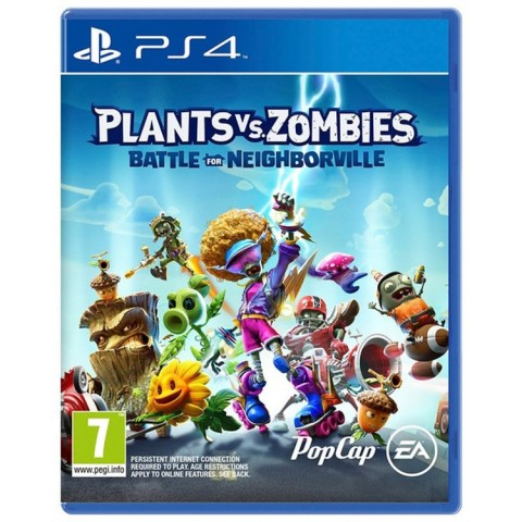 Plants vs Zombies: Battle for Neighborville - PS4 کارکرده