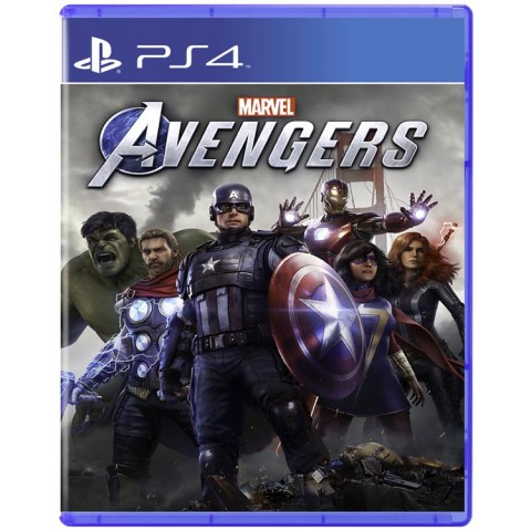 Marvel's Avengers - PS4 کارکرده