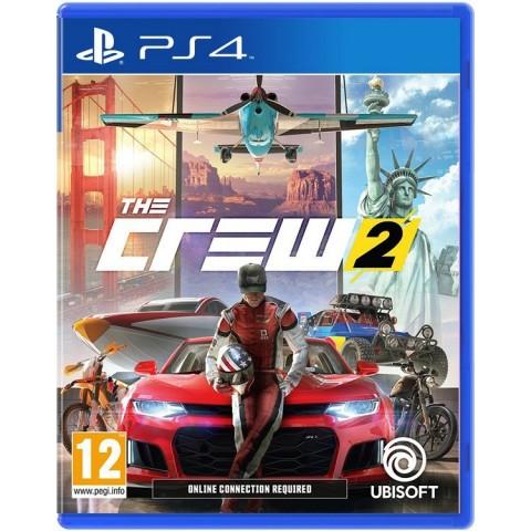 The crew 2 - PS4 کارکرده