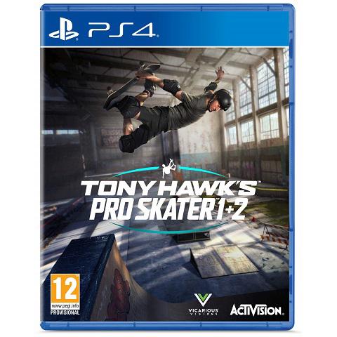 Tony Hawk's™ Pro Skater™ 1 + 2 - PS4