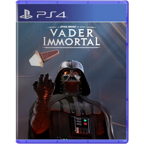 Vader Immortal: A Star Wars VR Series - PS4
