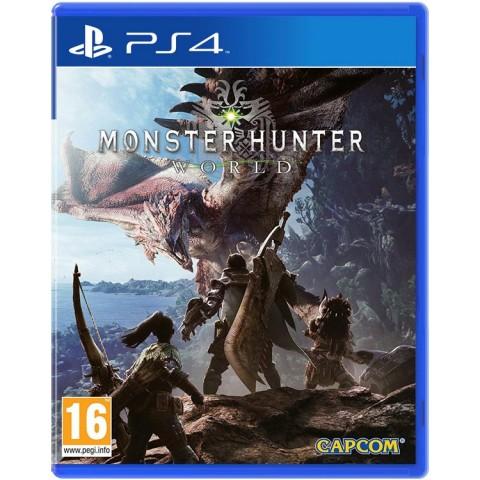 Monster Hunter World- PS4