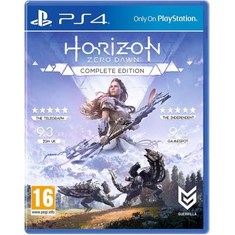 Horizon Zero Dawn: Complete Edition - PS4 کارکرده