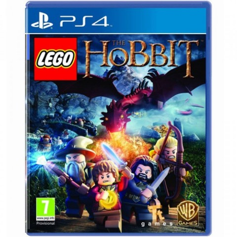 Lego The Hobbit - PS4 کارکرده